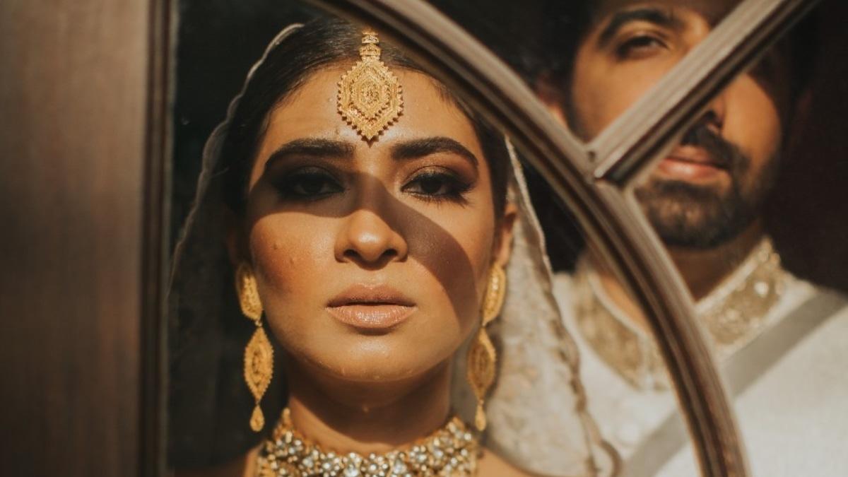 Celebrity stylist Mehek Saeed decodes her own enchanting bridal looks