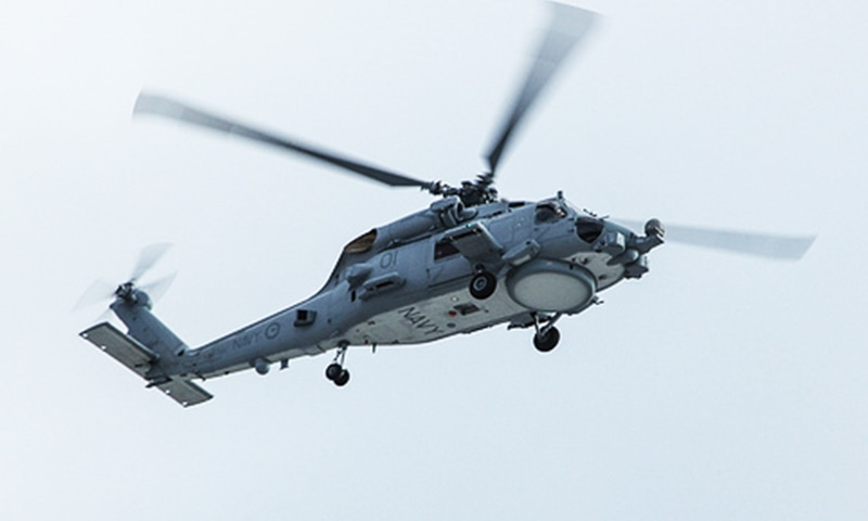 US approves anti-submarine helicopter sale to India - World