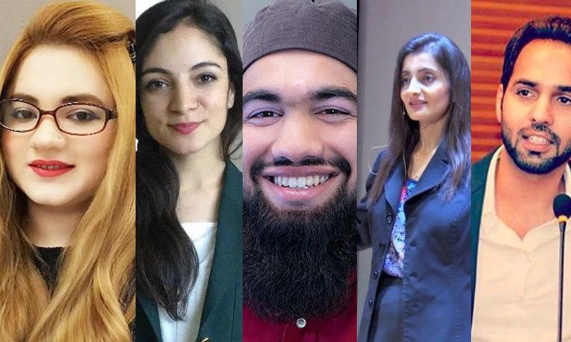 گزشتہ برس بھی اس فہرست میں 9 پاکستانی شامل تھے—فائل فوٹوز: فیس بک/ٹوئٹر/ فوربز