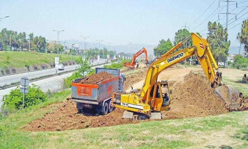 اسلام آباد کو وفاقی دارالحکومت بنانے کا مقصد فوت ہوگیا ہے—فائل فوٹو: قلب علی