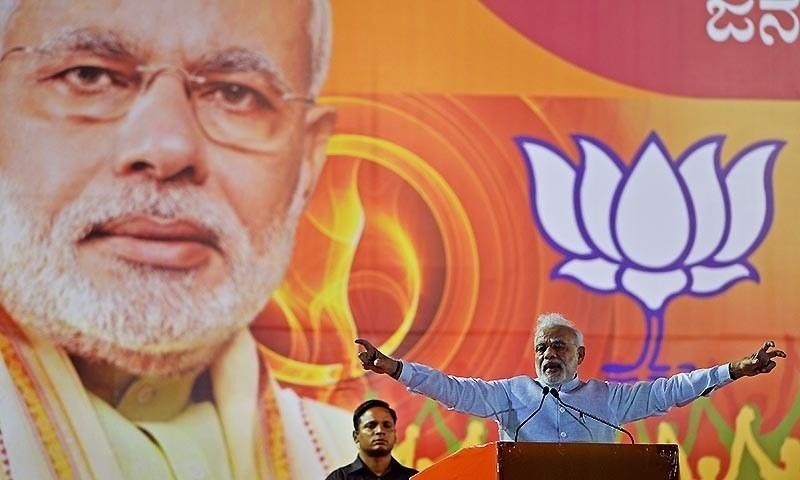 تیلگودیشم پارٹی نے ایک کروڑ 48 لاکھ روپے خرچ کیے، انڈین ٹرانسپرنسی — فائل فوٹو: اے ایف پی