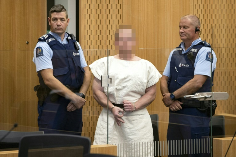 Christchurch shooting suspect will face 50 murder charges, say New Zealand police