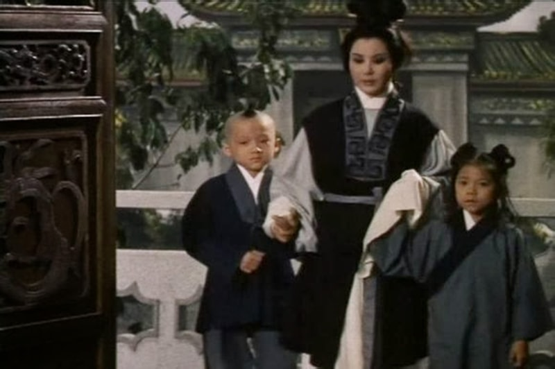 The Love Eterne میں جیکی چن نے مختصر کردار ادا کیا—اسکرین شاٹ