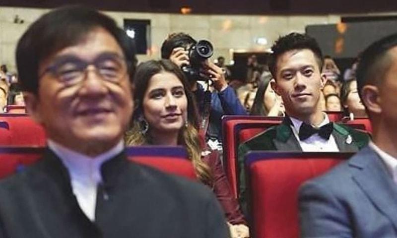 'چلے تھے ساتھ' کی نمائش چین اور ہانگ کانگ میں ہونے والے فلم فیسٹیول میں بھی کی گئی، جس میں ہماری پاکستانی اداکارہ سائرہ شہروز نے چینی اداکار Kent S Leung کے ہمراہ شرکت کی۔