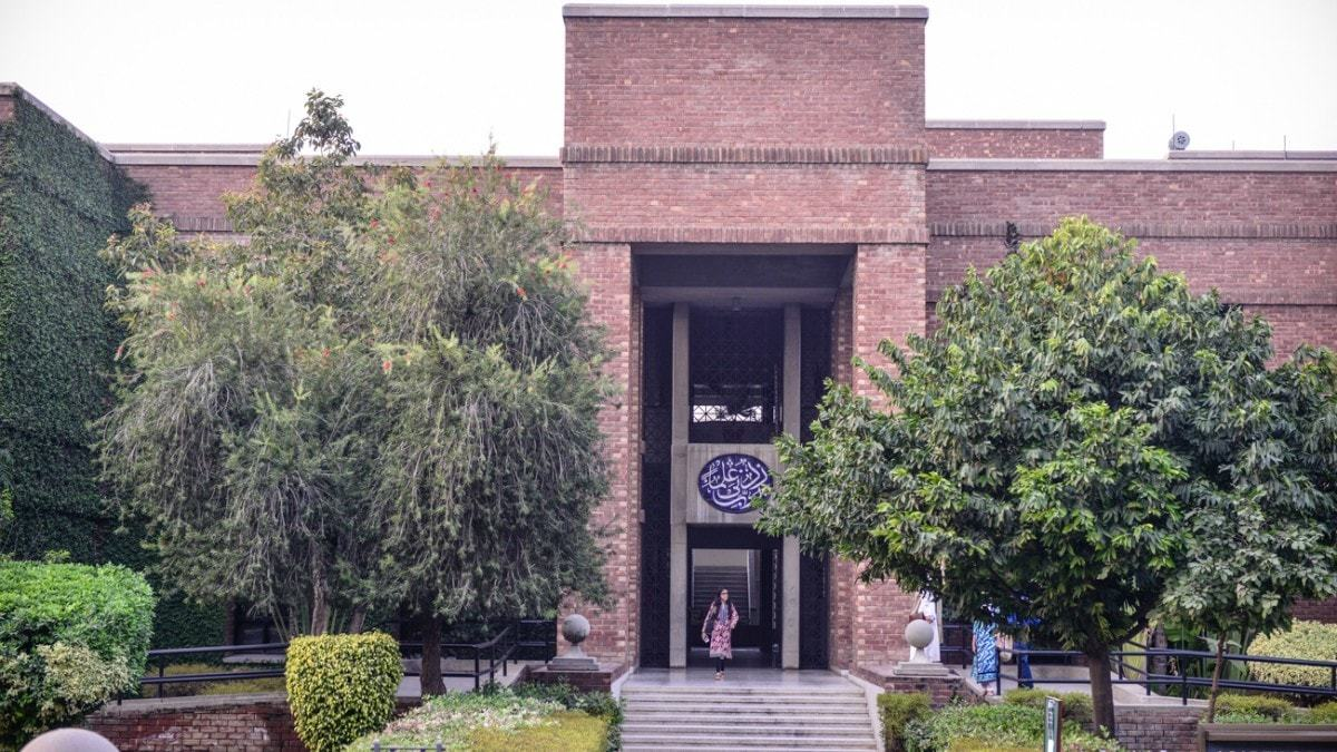 Lums is in the spotlight for hosting an all-male conference