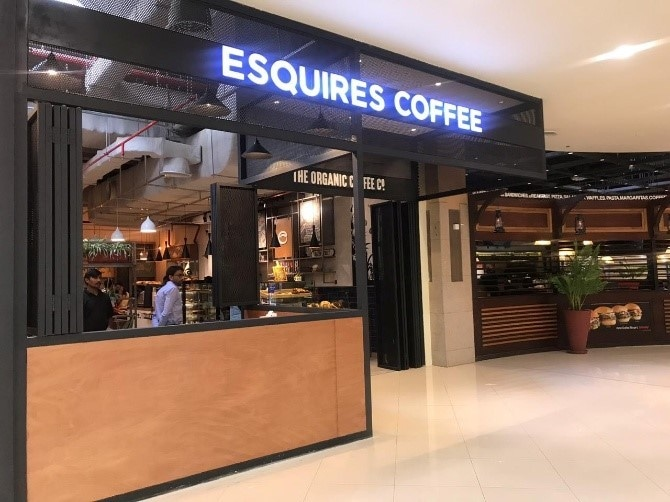 Now open on 2nd Floor, Dolmen Mall Clifton