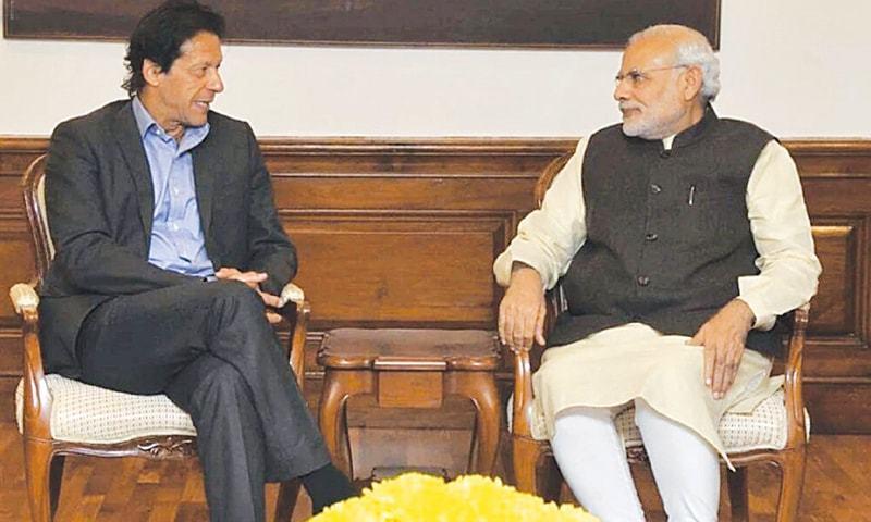 بھارتیہ جنتا پارٹی اگر حکومت بناتی ہے تو کشمیر سے متعلق پیش رفت کا امکان ہے، وزیراعظم عمران خان— فوٹو: آئی این پی