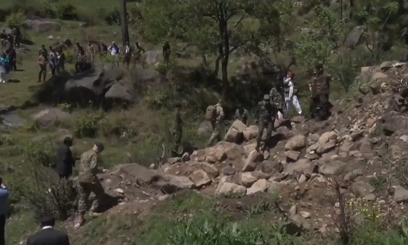 Foreign journalists given access to madressah near site of Balakot strike