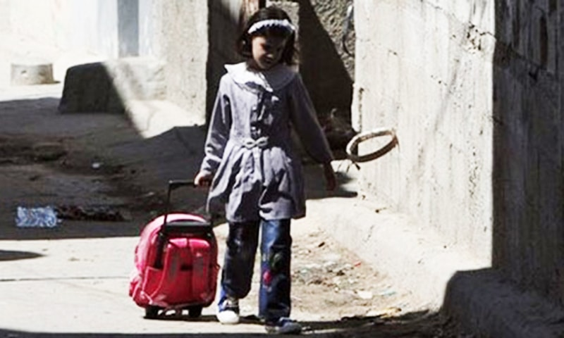 PHC asks govt to fix weight limit for schoolbags