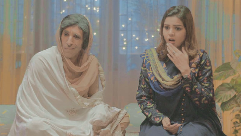 Sadia Jabbar, the producer of 2017's cinematic release Balu Mahi, has just released a series called Shameless Proposal on YouTube