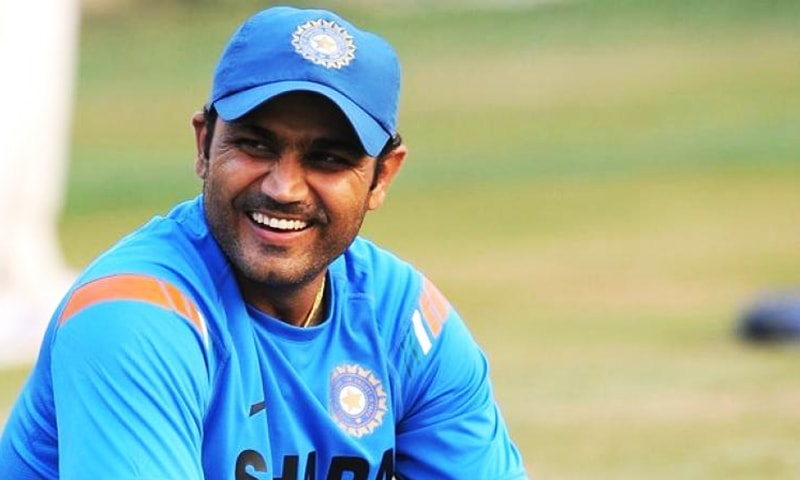India-Pakistan match nothing less than war: Sehwag
