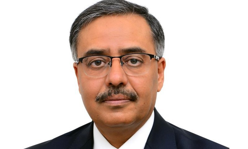 Pakistan High Commissioner to India Sohail Mahmood. — Photo courtesy: Foreign Office