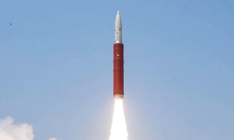 بھارتی تجربے کو ناسا نے عالمی خلائی اسٹیشن کے لیے خطرہ قرار دیا—فوٹو: اسپیس نیوز