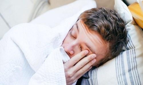 کیا اکثر آپ کو سونے میں مشکلات کا سامنا ہوتا ہے — شٹر اسٹاک فوٹو