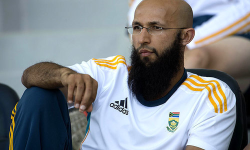 Amla scored only 51 runs in four innings in South Africa's shock Test series loss against Sri Lanka earlier this year. ─ AFP/File