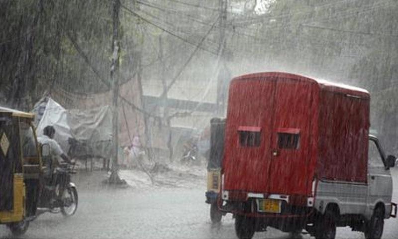 بارشوں سے کئی علاقوں میں فصلوں کو نقصان پہنچا—تصویر:آن لائن/ملک سجاد