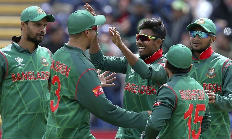 Jayed gets nod in the squad as potential cover for Mustafizur Rahman and Rubel Hossain.— AFP/File