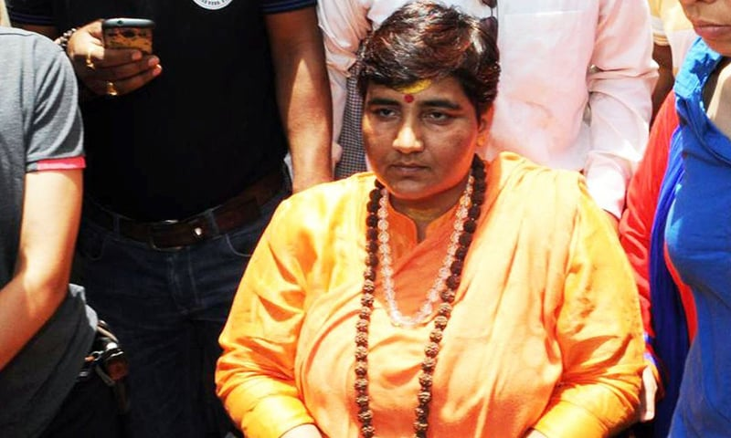 Indian PM's party fields candidate accused in bomb blast