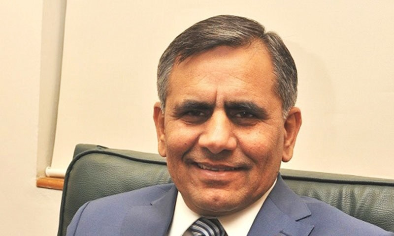 PIA CEO Air Marshal Arshad Malik. — Photo courtesy PIA spokesperson/File