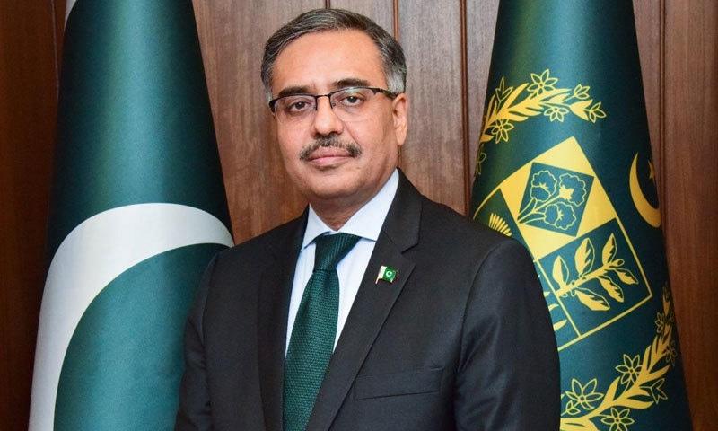 سہیل محمود بھارت میں پاکستانی ہائی کمشنر تھے—فوٹو:دفترخارجہ