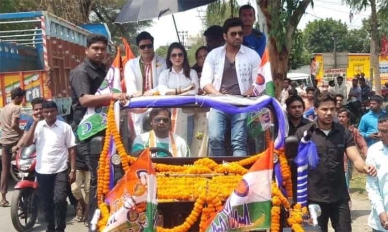 بھارتی قوانین کے تحت غیر ملکی انتخابی مہم میں حصہ نہیں لے سکتے—فوٹو: بشکریہ ٹوئٹر