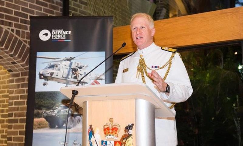 کیٹنگ الفریڈ کا تعلق نیوزی لینڈ کی بحریہ فوج سے تھا—فائل فوٹو: ریڈیو نیوزی لینڈ