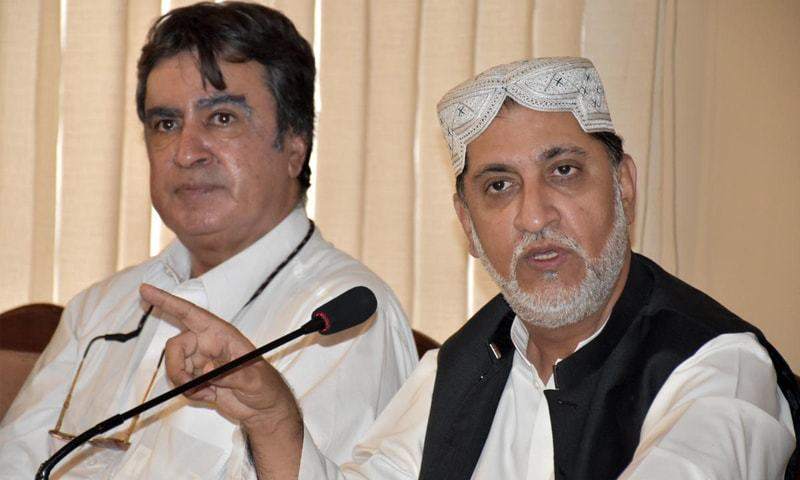 Mengal says BNP may pull out of alliance if PTI fails to keep its word