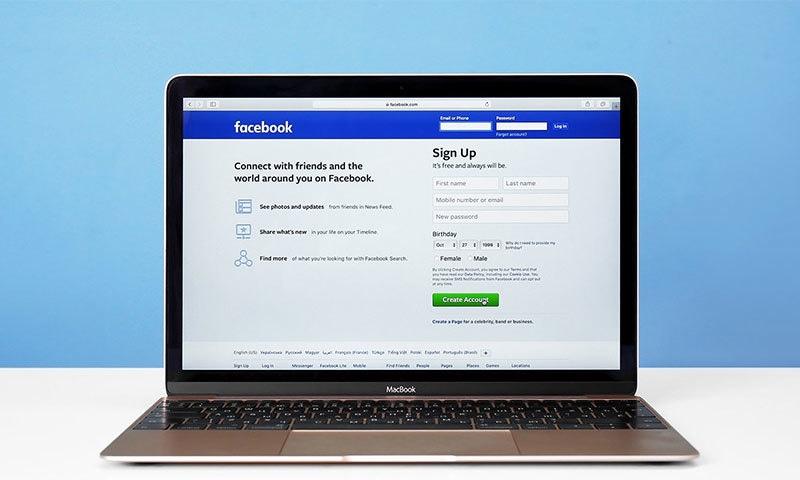 فیس بک کا ایک اور اسکینڈل سامنے آگیا — شٹر اسٹاک فوٹو