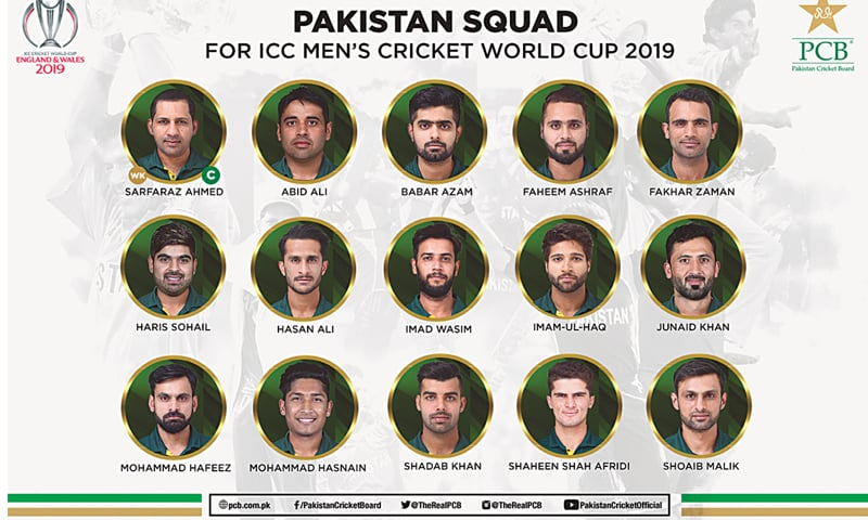 Amir left out of World Cup squad; Abid, Hasnain picked