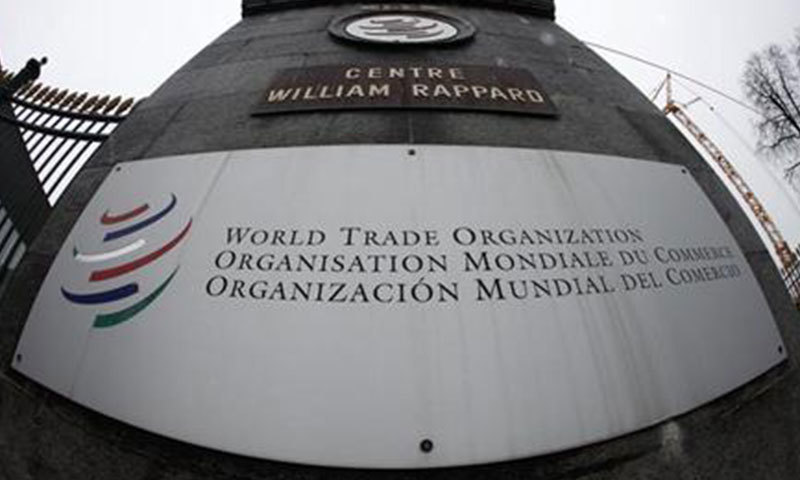 This is the second WTO decision to favour US over China in two months. ─ Reuters/File