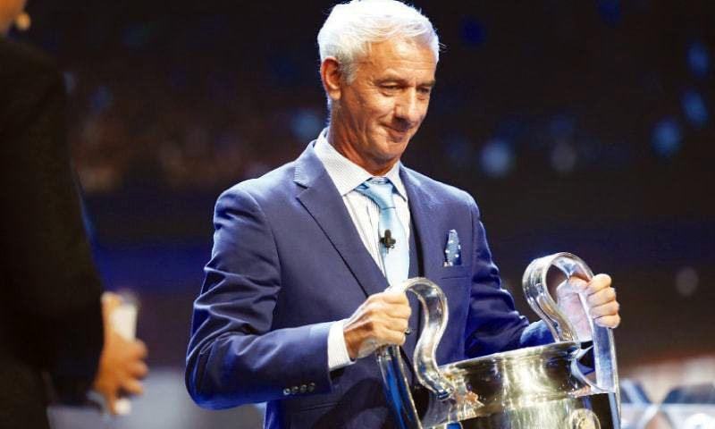 Liverpool legend Ian Rush is coming to Pakistan
