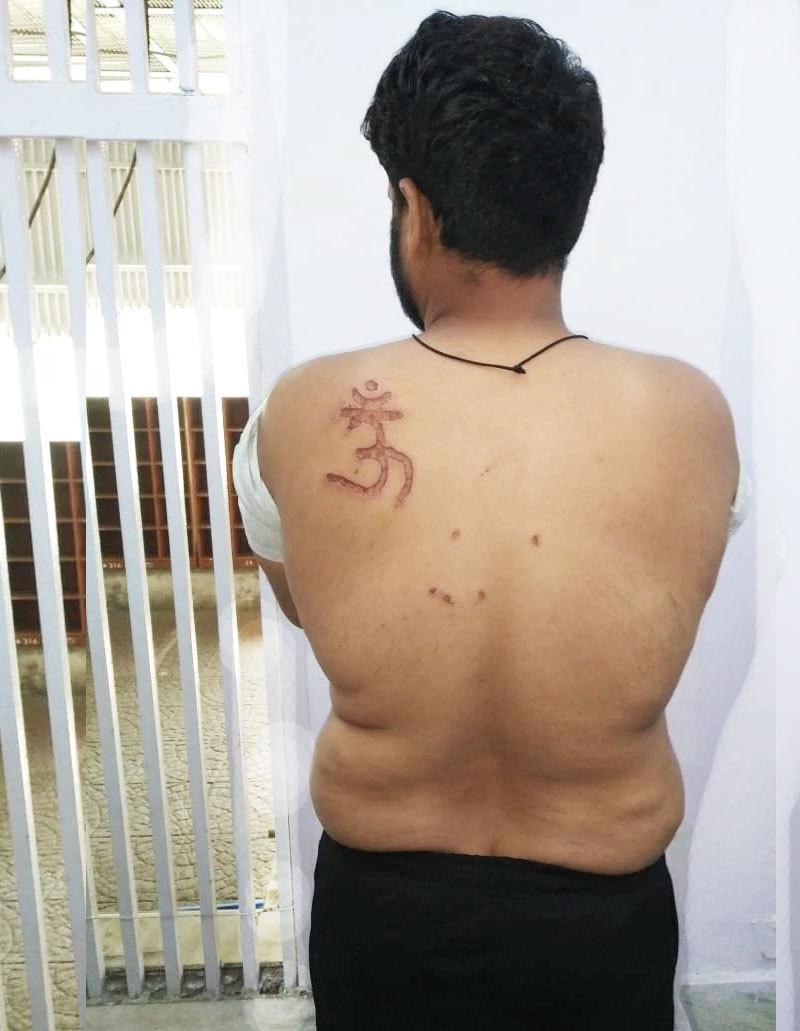 شبیر پر ہتھیاروں کی منتقلی اور اقدام قتل کے الزامات ہیں—فوٹو: اے این آئی