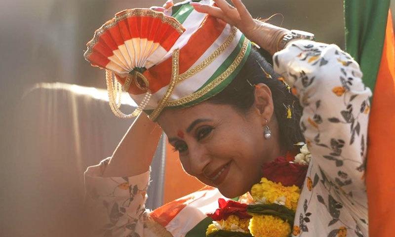 نریندر مودی پر کامیڈی فلم بنائی جانی چاہیے، اداکارہ—فوٹو: ہندوستان ٹائمز