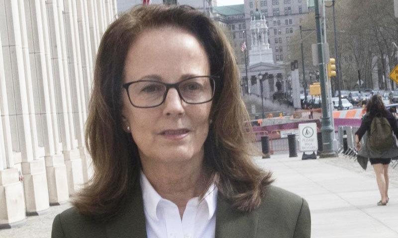 کیتھی رسل نے بھی خواتین کو جسم فروشی کے لیے اسمگل کرنے کا اعتراف کیا—فائل فوٹو: ٹائم میگزین