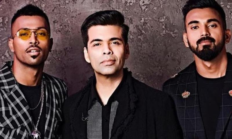 A fine of $29,000 each was imposed on Pandya who boasted about sexual conquests and Rahul who appeared alongside him in talk show Koffee with Karan. — File