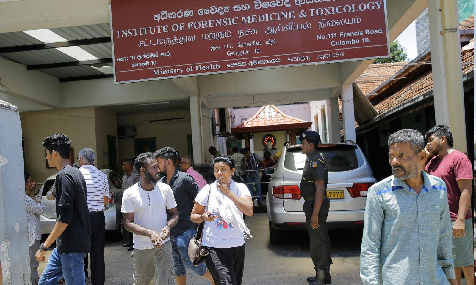 بم حملوں کے نتیجے میں 450 افراد زخمی ہوئے — فوٹو: اے پی