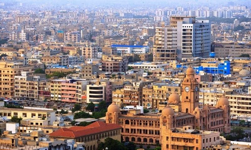 2014 میں کراچی کرائم انڈیکس میں چھٹے نمبر پر تھا — فائل فوٹو: پنٹ ریسٹ