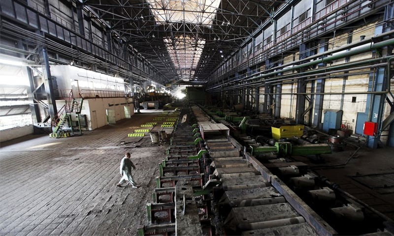 The government, in the last four years, has paid Rs25 billion to the employees while the mill has remained non-functional.