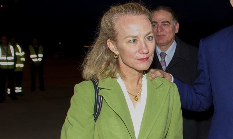 The in-charge of South Asia affairs at the US State Department, Alice Wells, is reaching Islamabad this week for talks on both economic and geopolitical issues, the department announced on Monday. — Wikimedia Commons/File