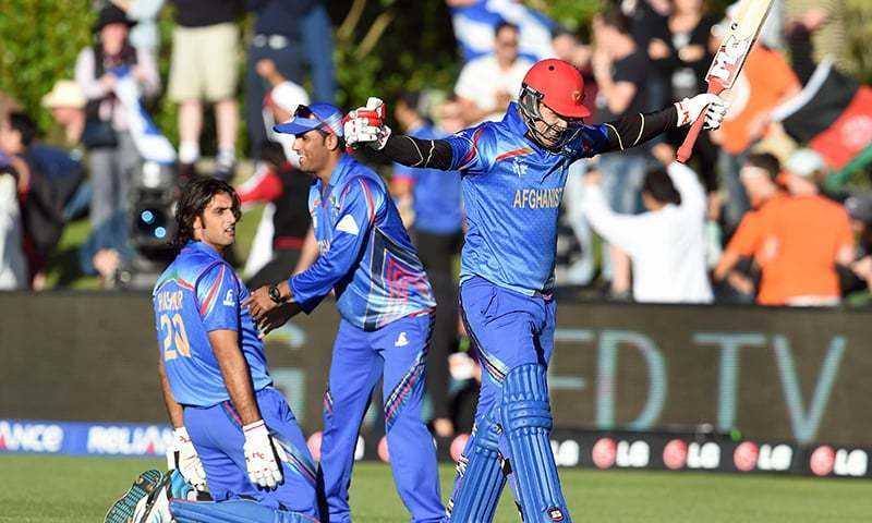 Paceman Hamid makes surprise return to Afghanistan squad
