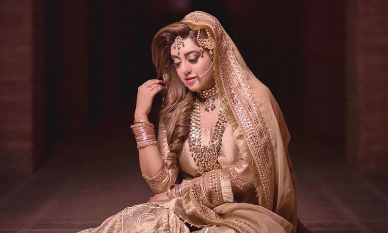 رحمہ علی پیشے کے لحاظ سے گلوکارہ ہیں —فوٹو/ اسکرین شاٹ