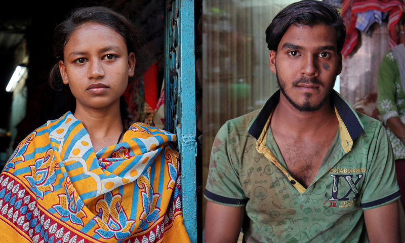 India's polarised politics: How two teenagers will vote after surviving the 2002 Gujarat riots