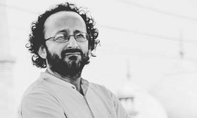 Journalist Shahzeb Ali Shah Jillani has been named in a case of 'cyber terrorism' and other offences by the FIA. — Twitter/File