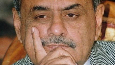Interior Minister retired Brig Ijaz Ahmad Shah on Wednesday candidly conceded that Pakistan had become a security state instead of a welfare state. — Photo courtesy Abid Nawaz via The Sydney Morning Herald/File