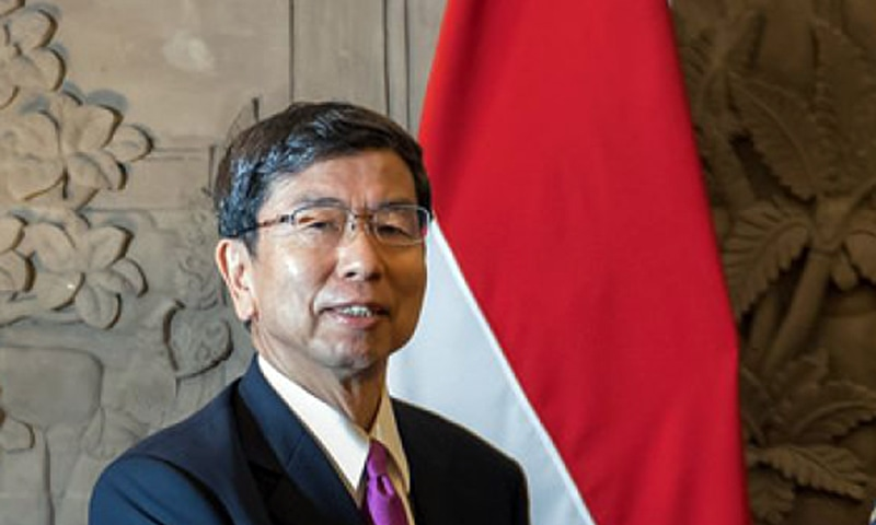 ADB President Takehiko Nakao. — Photo courtesy of ADB website
