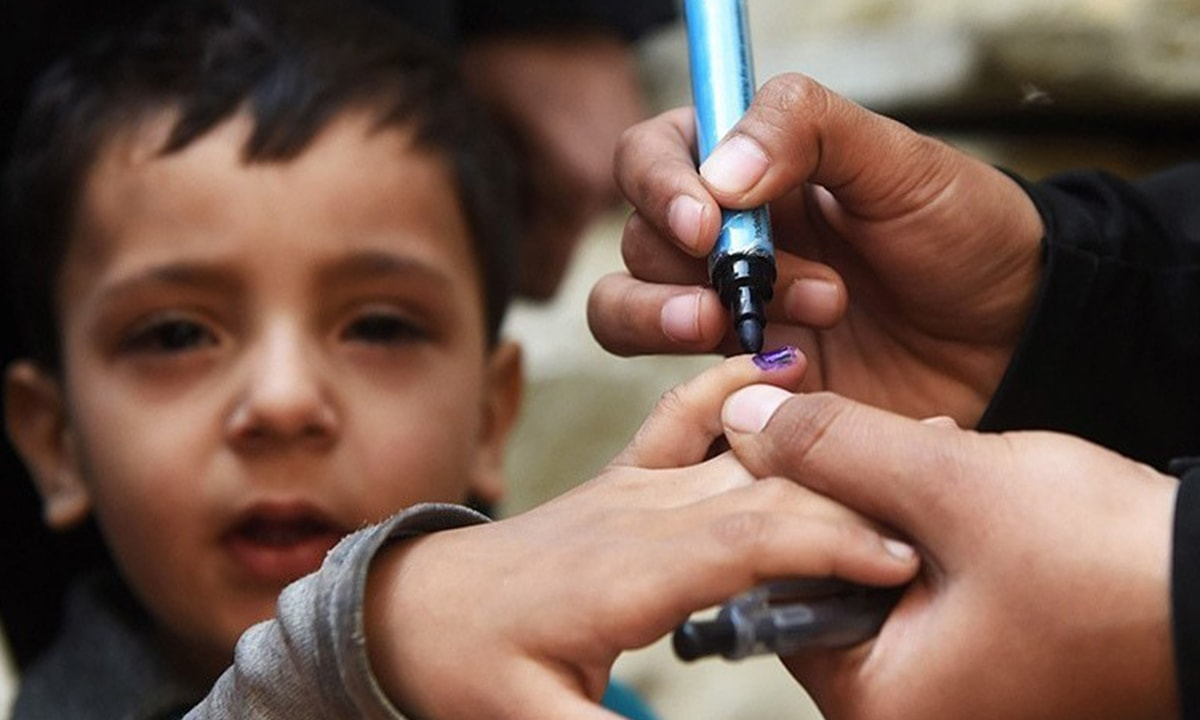 The increasing cases of dengue, polio and chikungunya all over Pakistan