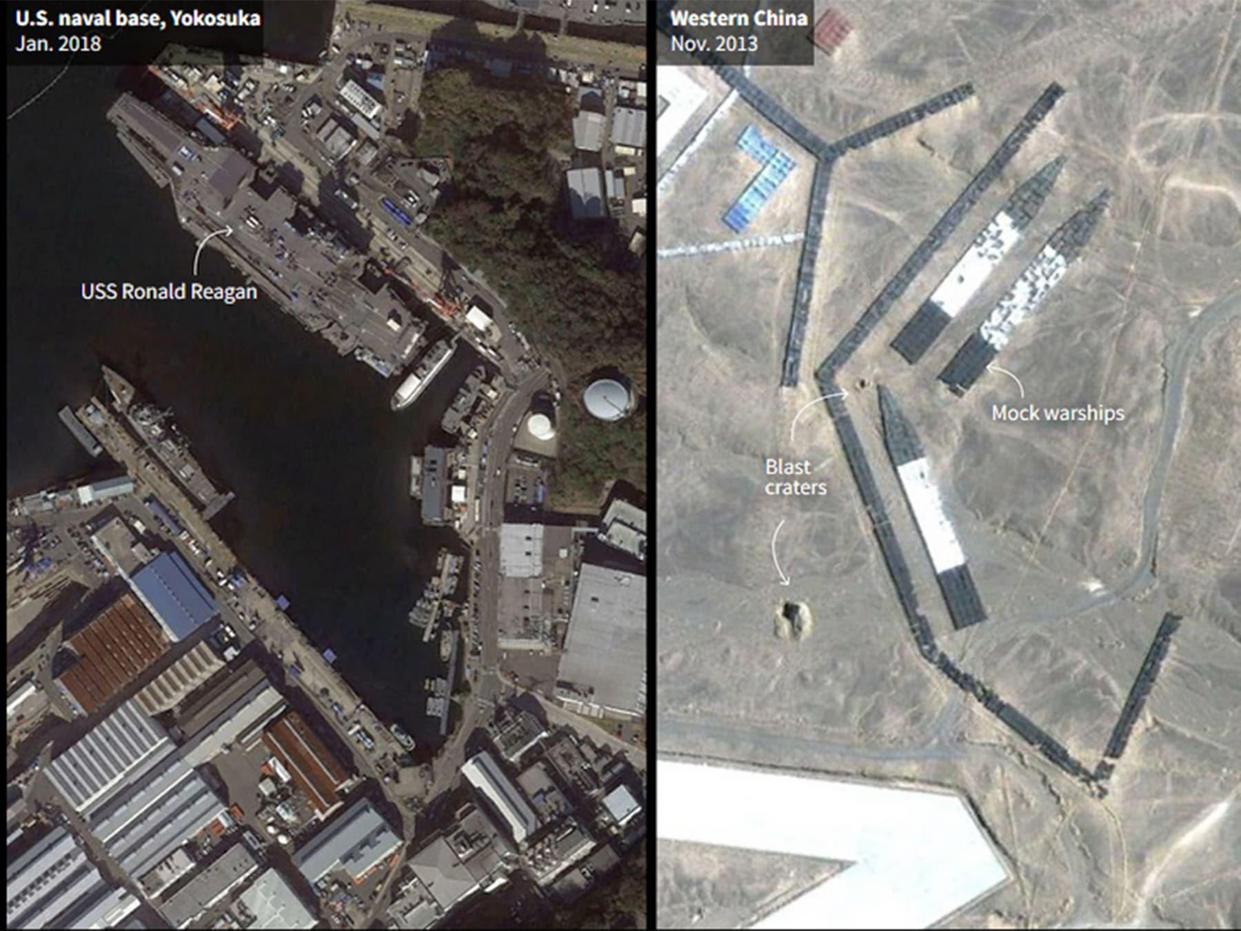 Satellite image: Google, DigitalGlobe, Landsat / Copernicus