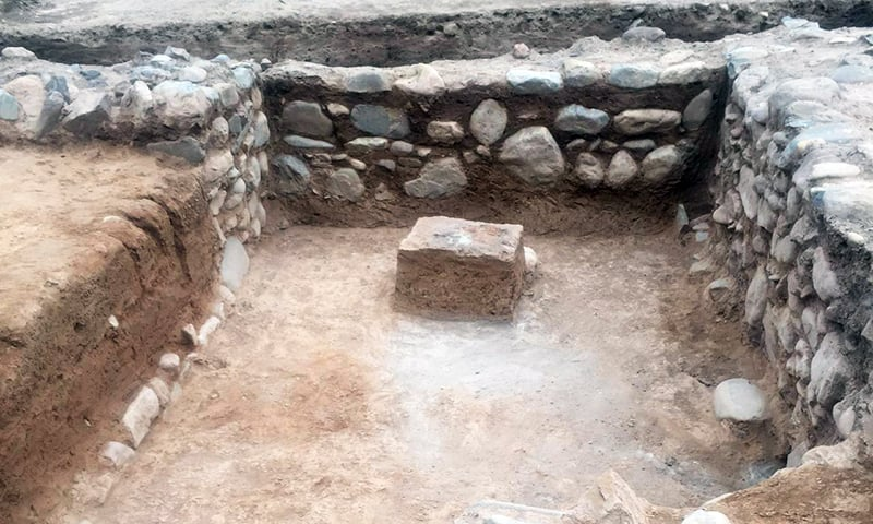 Archaeologists discover '2,200-year-old workshop from Indo