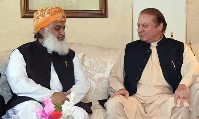 PML-N to take part in JUI-F's anti-govt march