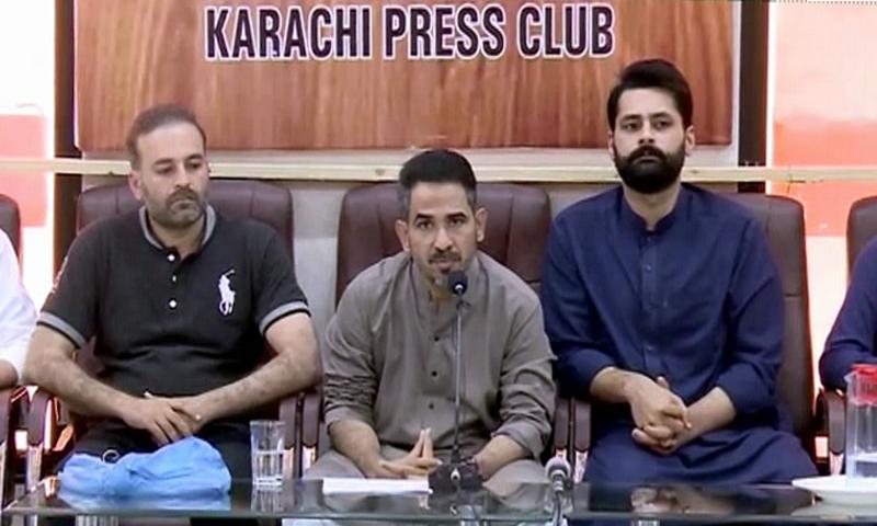 ہم نے حکومت سندھ سے 3 مطالبات کیے تھے، جس میں سے 2 پورے نہیں ہوئے—اسکرین شاٹ